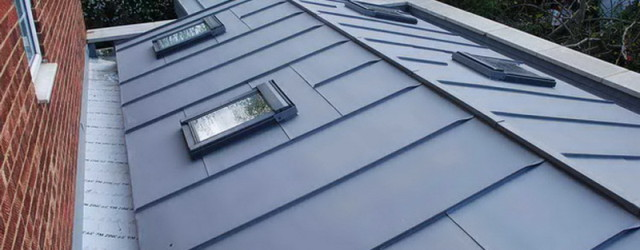 Contemporary Metal Roofing Ltd Specialists In Zinc